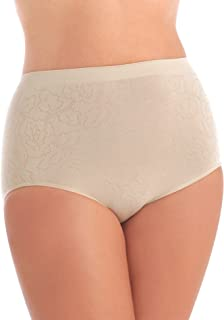 Women's Perfectly Yours Seamfree Jacquard Brief Panty 13096