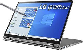 "LG Gram 2-in-1 Convertible Laptop: 14"" Full HD IPS Touchscreen Display, Intel 10th Gen Core i7-10510U CPU, 16GB RAM, 1TB (..."