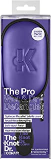 The Knot Dr. For Conair The Pro with Case Purple