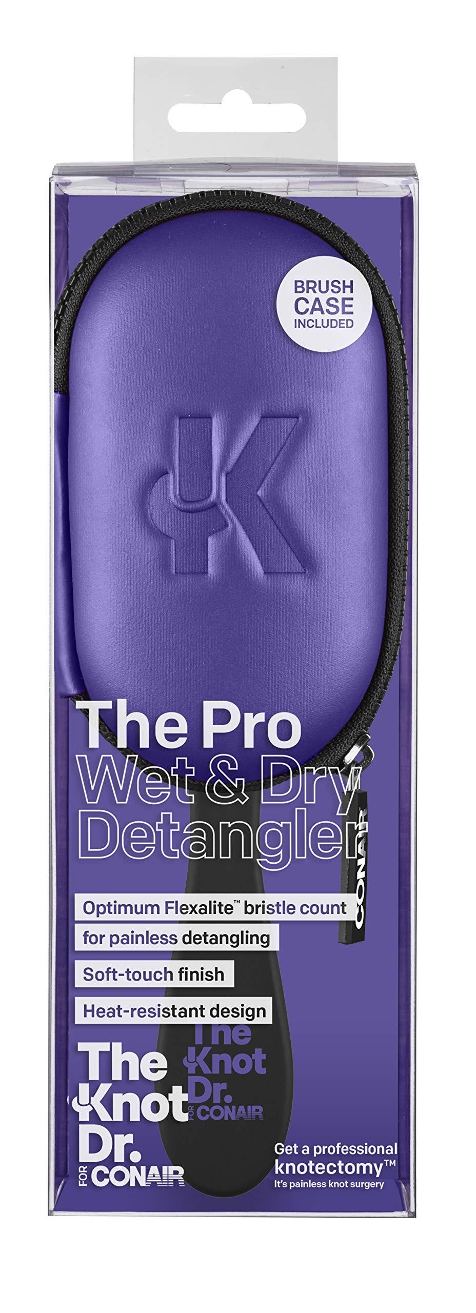 Knot Dr Conair Case Purple