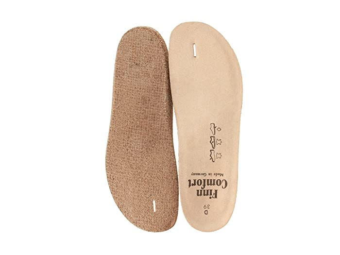 Finn Comfort Classic Soft Wedge Thong Insole