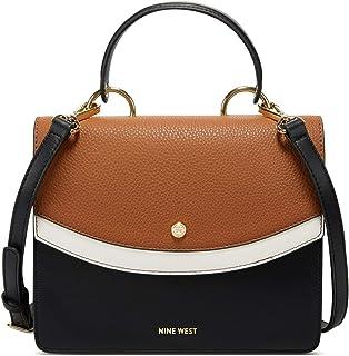 حقيبة بيد علوية للنساء من ناين ويست - الوان متعددة
