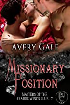 Missionary Position (Masters of the Prairie Winds Club Book 7)