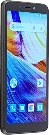 Smartphone Ms50G 3G 5,5 Pol. Ram 1Gb Câmera 8Mp+5Mp Android 8.1 Bluetooth 8Gb Preto Multilaser - NB730
