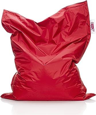 Amazon Com Fatboy The Original Bean Bag Chair Blue
