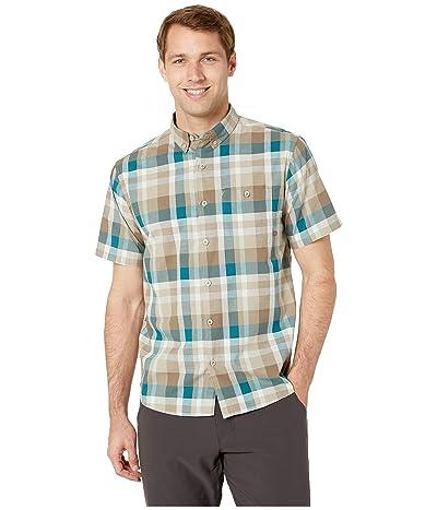 Mountain Hardwear Big Cottonwoodtm Short Sleeve Shirt (Darklands) Men