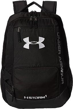 f01810d4df Black Black Silver. 73. Under Armour. UA Hustle Backpack II