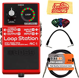 Best loop pedal boss Reviews