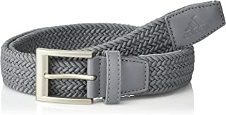 adidas Men's Braided Weave Stretch Belt