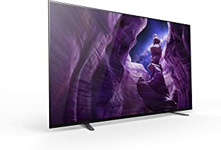 Sony 55 Inch Smart TV 4K UHD HDR 2020 OLED Android - KD-55A8H