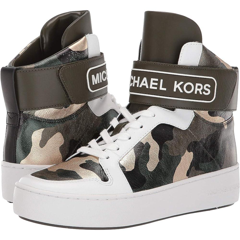 michael kors trent high top sneakers