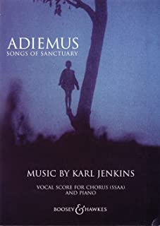 Boosey and Hawkes Adiemus (Songs of Sanctuary) SSAA composed by Karl Jenkins