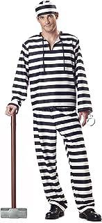 California Costumes Men's Jailbird Costume