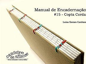 Manual de Encadernação: #15 - Copta corda