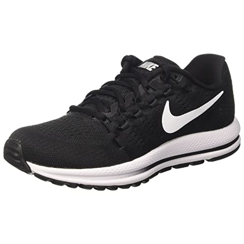 buy popular a36ca bb7da Nike Women s WMNS Air Zoom Vomero 12 Competition Running Shoes, (Black  Anthracite