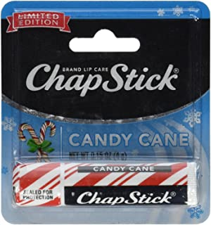 ChapStick Candy Cane, 0.15oz (Pack of 12)