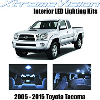 XtremeVision LED for Toyota Tacoma 2005-2015 (7 Pieces) Cool White Premium Interior LED Kit Package + Installation Tool
