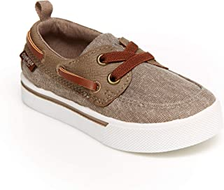 Toddler and Little Boys Albie Boat Shoe