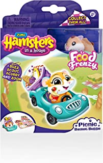 Zuru Hamsters in a House Food Frenzy Toy, Multi-Colour, 5108