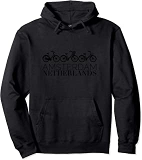 amsterdam bike hoodie