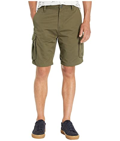 Volcom Bevel 20 Cargo Shorts (Military) Men