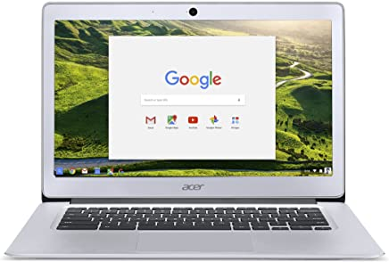 Acer Chromebook 14、アルミ、14インチフルHD、Intel Celeron Quad-Core N3160、4GB LPDDR3、32GB、Chrome、CB3-431-C5FM(更新)