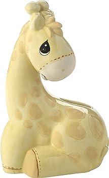Precious Moments My My Precious One Ceramic Giraffe Piggy Bank