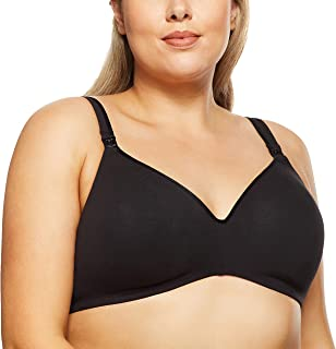 Berlei Women's Underwear Cotton Barely There Cotton Rich Maternity Bra