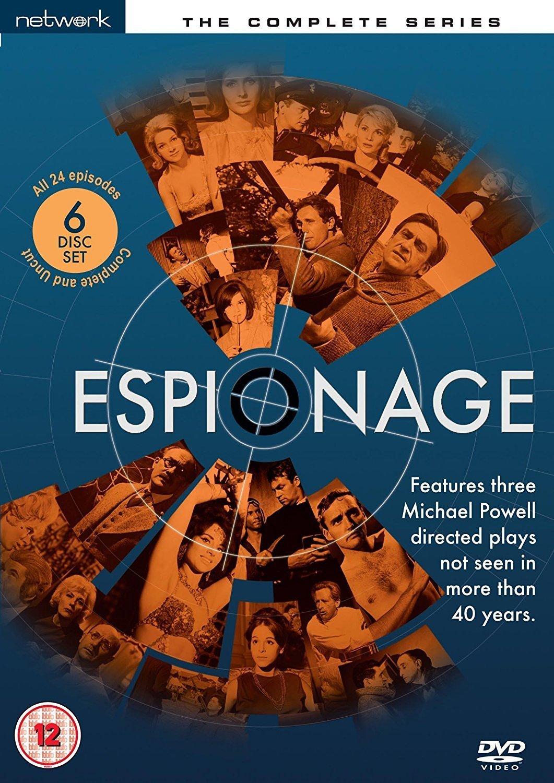 Japan Maker New Espionage: The Complete Reservation DVD Series