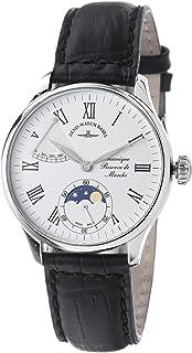 Zeno - 6274PRL-IVO-ROM - Reloj de Pulsera Hombre, Color Negro