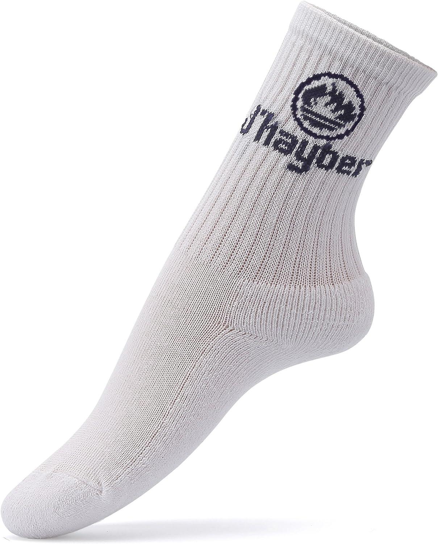 J'hayber 17247- Pack Socken Tennis, Frauen, Weiß     Grau   Schwarz 35-38 (6 Packungen x 3 Paare, alle 18 Paare) B072J8P4XJ  Angemessene Lieferung und pünktliche Lieferung f4ed84