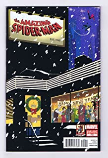 THE AMAZING SPIDER-MAN #700 ASM 50TH ANNIVERSARY VARIANT (THE AMAZING SPIDER-MAN)