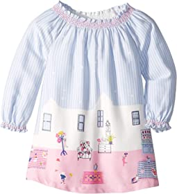 Woven Border Dress (Infant)