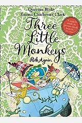 Three Little Monkeys Ride Again (English Edition) Format Kindle