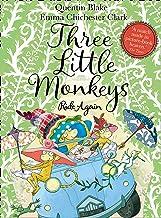 Three Little Monkeys Ride Again (English Edition)