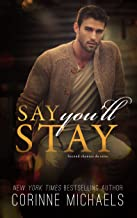 Say You'll Stay (The Hennington Brothers Book 1)