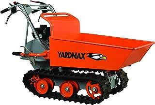 YARDMAX YD8103 Track Barrow, 660 lb. Capacity, Briggs and Stratton, CR950, 6.5 hp, 208cc