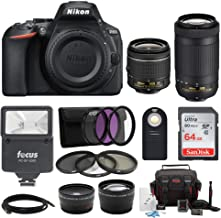 Best dslr camera d5600 Reviews