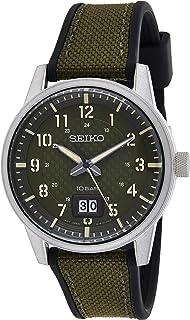 Seiko Men Silver Analog Watch - SUR323P1