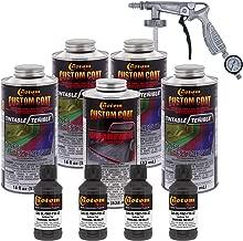 Best charcoal metallic powder coat Reviews