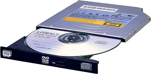 LiteOn DU-8AESH Ultra Slim Lecteur Interne 9.5mm DVDRW