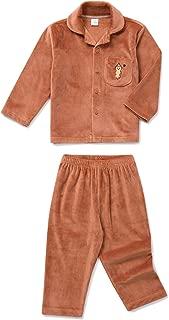 orcite Boys Kids Baby Toddler Pajamas Button Down PJS Christmas Pajamas Fall Winter PJ Classic Size 2t - 12 Years