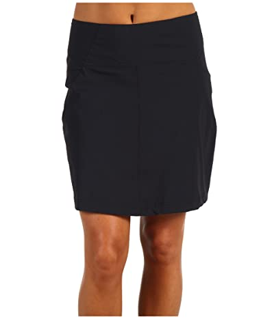 Royal Robbins Discovery Skort (Jet Black 2) Women