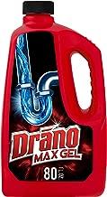 Drano Max Gel, Clog Remover, 80 oz