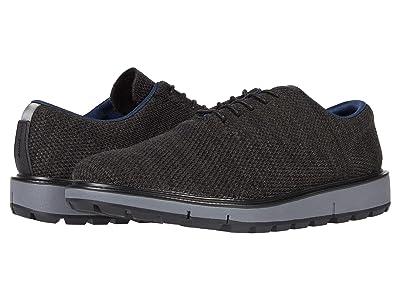 SWIMS Motion Knit Wool Plain Toe Oxford