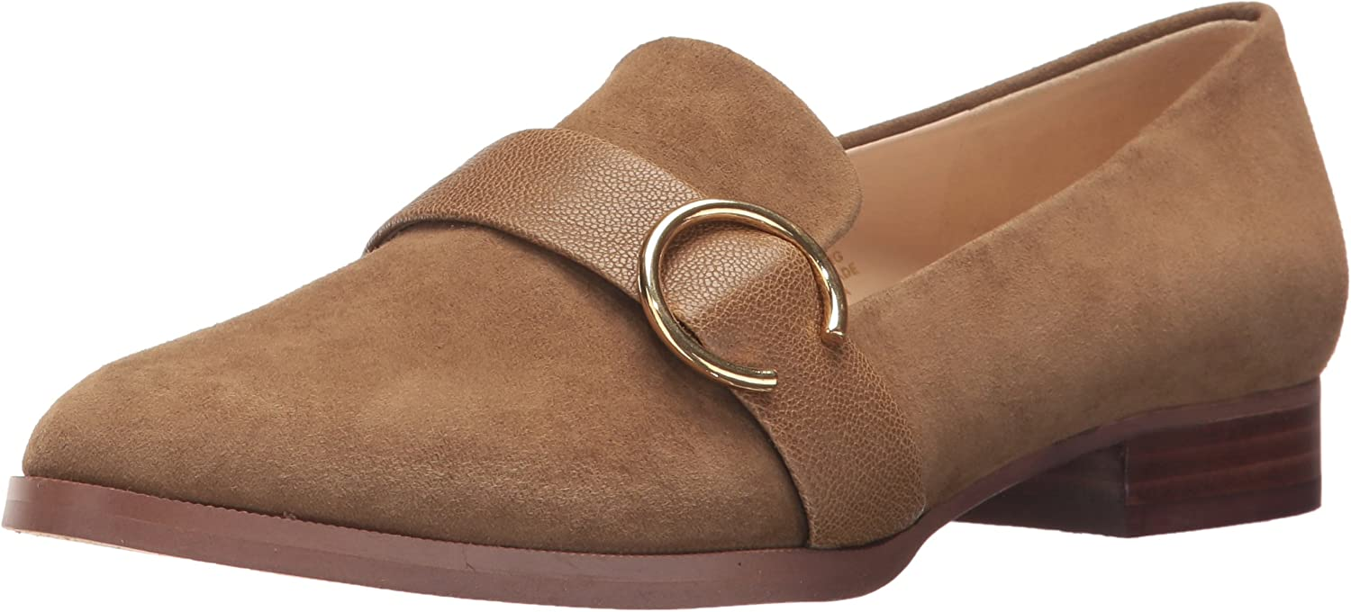 NINE WEST Women's Max 84% OFF Loafer Max 43% OFF Flat HUFF