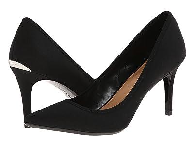 Calvin Klein Gayle (Black Stretch) High Heels