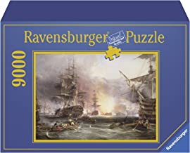 Ravensburger The Bombardment of Algiers 9000 Piece Jigsaw Puzzle for Adults – Softclick Technology Means Pieces Fit Together Perfectly