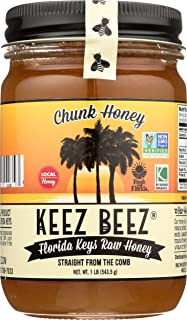 Keez Beez, Honey Chunk, 16 oz