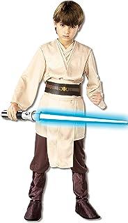 Rubies Star Wars Classic Child's Deluxe Jedi Knight Costume, Large Medium 882016_M